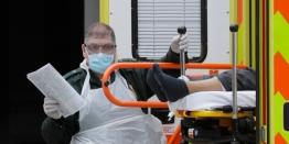 Κορωνοϊός: Πέθανε 13χρονο αγόρι στο Λονδίνο -Μόνο του, σε καραντίνα στο νοσοκομείο