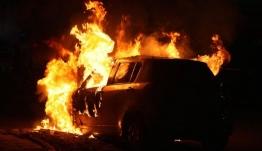 Τραγωδία στη Ρόδο: Βρέθηκε απανθρακωμένος μέσα σε ιχ αυτοκίνητο στην περιοχή Χαράκι