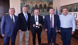 Δεκαετής παράταση της συμφωνίας Δήμου Ρόδου και Υπουργείου Εθνικής Άμυνας, για τη Λέσχη Αξιωματικών