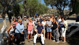 Παγκόσμιος Εθελοντικός Καθαρισμός Ακτών 2019 σε συνεργασία με την HELMEPA στη Λέρο