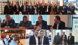Ο Δήμαρχος Χάλκης, στα πλαίσια συνάντησης στο Ευρωκοινοβούλιο, προτείνει λύσεις για ένα ποιοτικό μέλλον των νησιών μας.