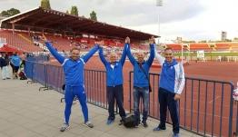 Ο Κωνσταντίνος Χατζηεμμανουήλ Υποψήφιος για Καλύτερος Βαλκάνιος Διαχρονικός Αθλητής για το 2019