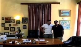 Ν. Σαντορινιός από την Σύμη: η Κυβέρνηση στο πλευρό της Σύμης υλοποιώντας την στήριξη της Νησιωτικότητας