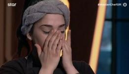 Αποχώρησε με κλάματα η Μαριάννα Πουλμέντη από το MasterChef