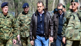 Παναγιωτόπουλος σε Αγκυρα: Είμαστε έτοιμοι ακόμη και για στρατιωτική εμπλοκή