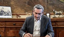 900.000 ευρώ για έργα βελτίωσης της ασφάλειας του επαρχιακού οδικού δικτύου  Δυτικού Άξονα της Ρόδου