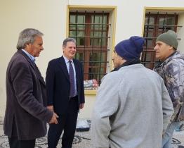 Περιοδεία του υποψήφιου περιφερειάρχη κ Μανώλη Γλυνού στην Κάλυμνο