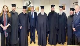 «Συνεδρίασε η κοινή επιτροπή Εκκλησίας και Υπουργείου Τουρισμού για την ανάπτυξη του προσκυνηματικού και θρησκευτικού τουρισμού»