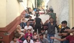 Τραγική η κατάσταση στη Σύμη: Το Λιμεναρχείο ζητιανεύει για φαγητό και νερό για τους μετανάστες!