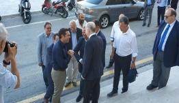 Με τους δημάρχους των νησιών συναντήθηκε ο Αλέξης Τσίπρας