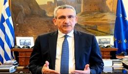 Συλλυπητήρια δήλωση του Περιφερειάρχη Νοτίου Αιγαίου, Γιώργου Χατζημάρκου, για την απώλεια του Γιώργου Νισύριου