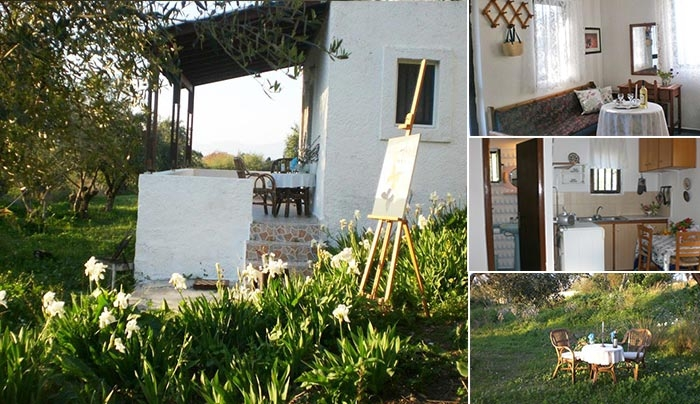 Studio apartment for rent in Kos (photo)