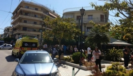 Μοσχάτο: Σκηνές αρχαίας τραγωδίας στον Ηλεκτρικό