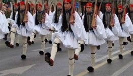 Mε άγημα Ευζώνων της Προεδρικής Φρουράς ο εορτασμός της 7ης Μαρτίου στην Κάλυμνο
