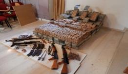 Εξαρθρώθηκε κύκλωμα με εμπορία καλάσνικοφ στην Κρήτη – Πώς τα έφερναν από την Αλβανία