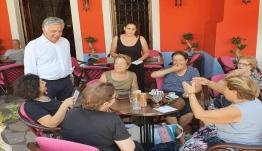 Βασ. Υψηλάντης: «Να ενισχυθούν οι λιμενικές υποδομές στη Σύμη ώστε να υπάρξει ανάπτυξη του θαλάσσιου τουρισμού»