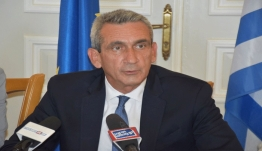 Συλλυπητήρια δήλωση του Περιφερειάρχη για την απώλεια του Γιώργου Σπανού
