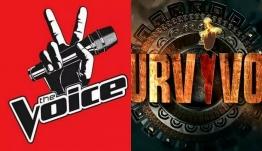 Αυτοί θα είναι οι παρουσιαστές σε Voice και Survivor!