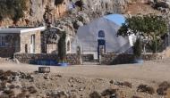 Το ιερό εξωκκλήσι του Αγίου Γεωργίου στην περιοχή Ασκόπετρα στο Πυλί, εορτάζει το Σάββατο