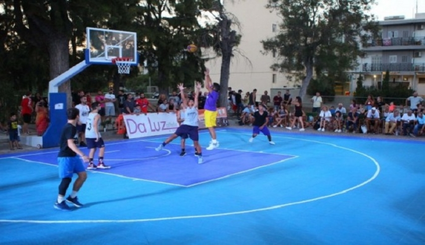 3on3 Basketball Festival Spot by Foivos