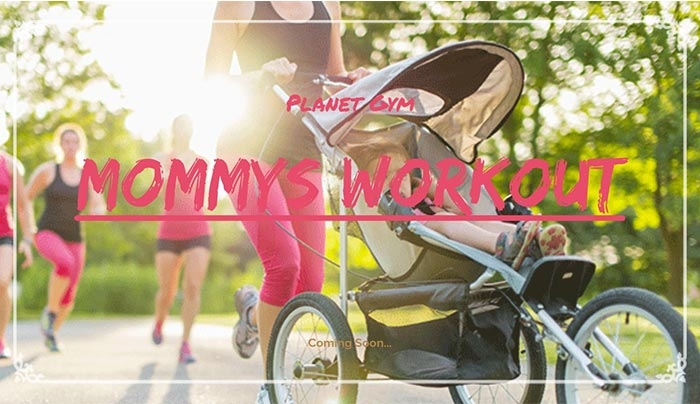 Mommys Workout στο Planet Gym!