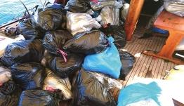 Διεκόπη η δίκη για τη διακίνηση 775,7 κιλών κάνναβης ανοικτά της Νισύρου!