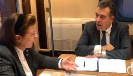 ΜΑΝΟΣ ΚΟΝΣΟΛΑΣ: «Ανοίγει ο δρόμος για την υπογραφή προγραμματικής σύμβασης για τη Μεσαιωνική Πόλη της Ρόδου»