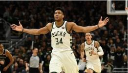 Τεράστια διάκριση για Αντετοκούνμπο: Έγινε ο 6ος νεώτερος παίκτης που φτάνει τους 10.000 πόντους στο NBA