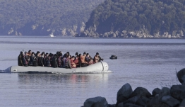 Άφιξη 141 προσφύγων μέσα σε ένα 12ωρο στην Λέσβο