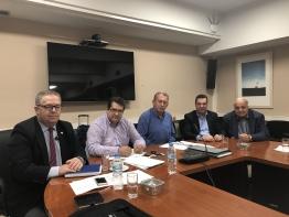 Εγκρίθηκαν ομόφωνα οι οικονομικές πράξεις της Ένωσης Περιφερειών Ελλάδας (ΕΝ.Π.Ε.) μηνών Απριλίου, Μαΐου και Ιουνίου 2018 στη συνεδρίαση του Εποπτικού της Συμβουλίου