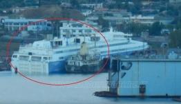«Αίολος Κεντέρης»: Σαπίζει βυθιζόμενο στην Αουγκούστα της Ιταλίας! - 'Eτσι είναι σήμερα το πλοίο (vid)