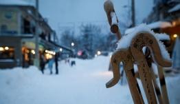 Γρεβενά: Στα λευκά «ντύθηκε» η Σαμαρίνα -Καλύφθηκε από το χιόνι [βίντεο]