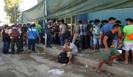 Επεισόδια στο ΚΥΤ Σάμου: Δώδεκα συλλήψεις για τα επεισόδια στο κέντρο υποδοχής