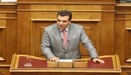 Την ενίσχυση με προσωπικό του Αστυνομικού Τμήματος Καλύμνου ζητά ο Μ. Κόνσολας