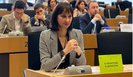 Κουντουρά προς Τίμερμανς: «Να διασφαλίσετε ρεαλιστικό σχέδιο απολιγνιτοποίησης και επαρκή χρηματοδότηση για τη Δυτική Μακεδονία και τη Μεγαλόπολη ώστε να αποτραπεί η οικονομική και κοινωνική κατάρρευση των τοπικών κοινωνιών»