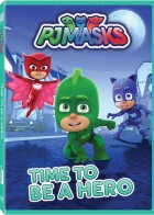 PJ Masks Time to be a Hero - Ήρωες με Πυτζάμες