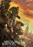 Teenage Mutant Ninja Turtles: Out of the Shadow - Χελωνονιντζάκια 2