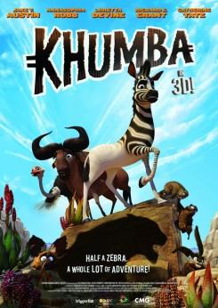 Khumba - Κούμπα: Μια Ζέβρα Και Μισή