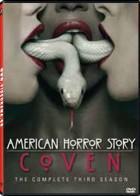 American Horror Story Season 3 -  Περίοδος 3 Μάγισσες