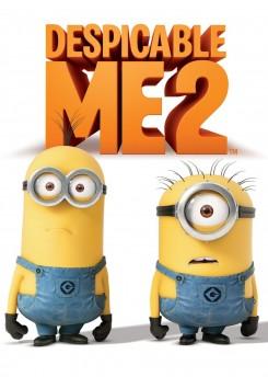 Despicable Me 2 -  Εγώ Ο Απαισιότατος 2