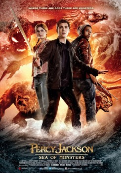 Percy Jackson and The Sea of Monsters - Ο Πέρσι Τζάκσον και Η Θάλασσα των Τεράτων