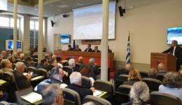 """Γιώργος Χατζημάρκος για την ακτοπλοΐα στο Νότιο Αιγαίο : «Οι χρηματοδοτήσεις είναι σαν μονό σεντόνι σε διπλό κρεβάτι""""."""
