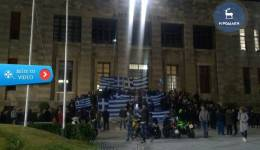 Συγκέντρωση συμπαράστασης στη Ρόδο για τα νησιά που σηκώνουν το βάρος του μεταναστευτικού