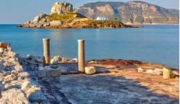 Ο Σύλλογος Ελλήνων Αρχαιολόγων για την ελεύθερη πρόσβαση στον αρχαιολογικό χώρο των βασιλικών του Αγ. Στεφάνου της Κω