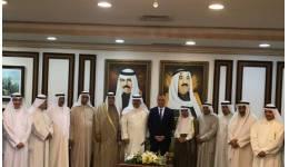 Η επίσκεψη του Δημάρχου Κω κ. Γ. Κυρίτση στο Κουβέιτ