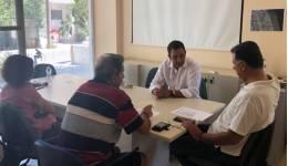 «Συνάντηση του Προέδρου ΤΕΕ Δωδεκανήσου και των μελών της ΜΕ Κω με τον νέο Δήμαρχο Κω»