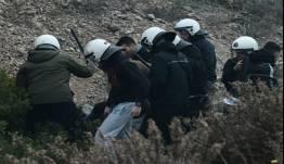 ΕΔΕ για τη συμπεριφορά αστυνομικών σε Χίο, Λέσβο (Video)
