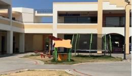 Ν. Κανταρζής: Κίνδυνος τραυματισμών στον παιδότοπο στη Μαρίνα (ΦΩΤΟ)